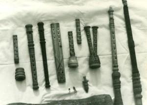 Instrumenti koje je izradio Ante Peteh