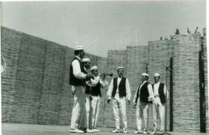 Smotra folklora u Zagrebu, 1967. Nastup grupe iz Juršića