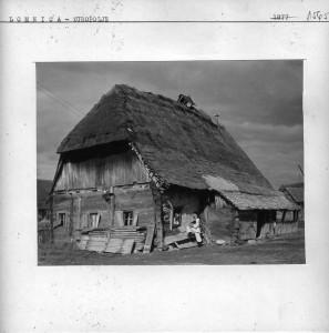 Stara seoska kuća.