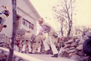 Poklade u Kastavštini, 1984.: zvončari