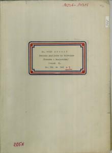 Narodna popijevke iz Vojvodine (šokačke i bunjevačke), sv. VI., 1953.