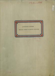 1. Narodne pjesme iz okolice Bjelovara, sv. X.,1953- 1956.; 2. Zapisi iz Laduča 1956. (2 napjeva, opis svadbe)