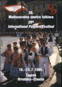 29. Međunarodna smotra folklora = 29th International folklore festival