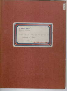 Folklor Požeške doline, 1969.: 1. Transkribirane melodije - note, sv. I.; 2. Tekstovi, sv. II.