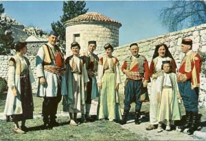 Narodna nošnja iz Cetinja
