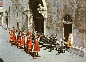 Korčula - Viteška igra Moreška