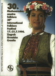 30. Međunarodna smotra folklora = 30th International folklore festival