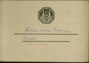 Popijevke bačkih Bunjevaca (Hrvata), sv. X, 1956.