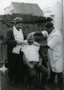 Poklade. Pokladno brijanje maškara. Brijanje