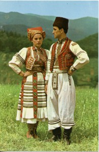 Narodna nošnja iz okolice Karlovca