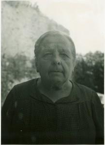 Kazivačica Domenica Rotta rođ. Manzin 1884.