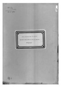 Narodne popijevke iz kotara Zelina, 1947.