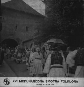 Programi Međunarodne smotre folklora