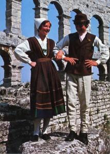 Folklor Istre - okolica Pule
