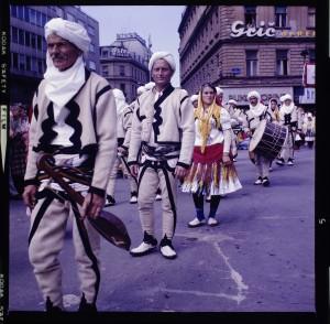Međunarodna smotra folklora u Zagrebu