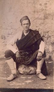 Fotografije nošnji. Crnogorac; i na sl. 55323.