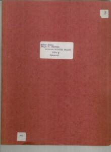 Folklor Požeške doline, 1970., sv. II. - tekst