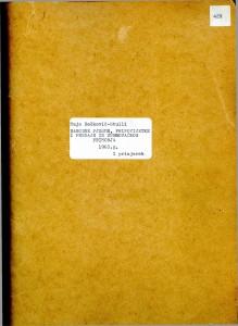 Narodne pjesme, pripovijetke i predaje iz Dubrovačkog primorja, 1963.