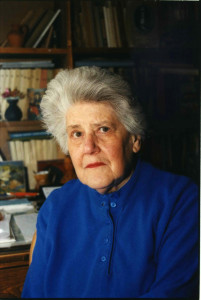 Maja Bošković Stulli  u svom stanu.