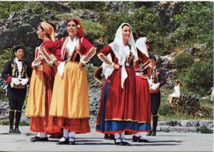 Narodna nošnja iz Boke Kotorske