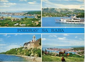 Pozdrav sa Raba
