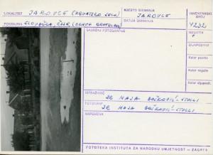 Folklorna građa hrvatskih sela u Slovačkoj; Devinska Nova Ves, 1966.: Ulica