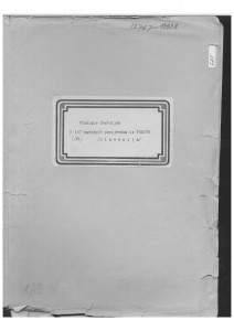 Narodne popijevke iz Vrbove, Slavonija, (ONŽO NZ 36), 1951, 1952.;, sv. I.- note, sv. II. - tekst