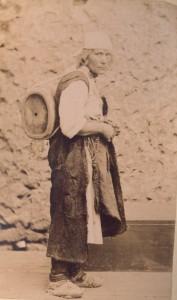 Fotografije nošnji. Hercegovka, seljanka; i na sl. 55498.