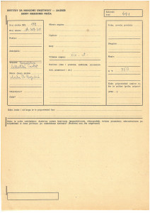 AaTh katalog 950-999 (II. Ordinary Folktales)