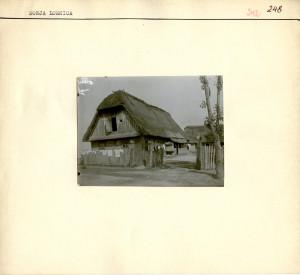 Zadružna kuća Smolković u lipnju 1923.