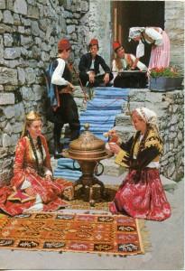 Muslimanska nošnja - Banja Luka