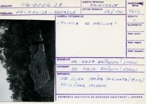 Folklorna građa iz Konavala 2, 1961.:
