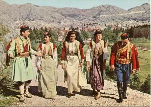 Crnogorska nošnja