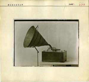 Fonograf arhivski za snimanje i reprodukciju, 1930.