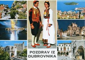 Pozdrav iz Dubrovnika