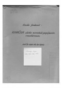 Narodne popijevke  1001 - 1200.
