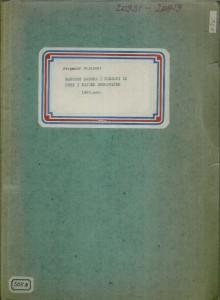 Narodne pjesme i plesovi iz Župe i Rijeke dubrovačke, 1962., sv. I. - note; sv. II. - tekst