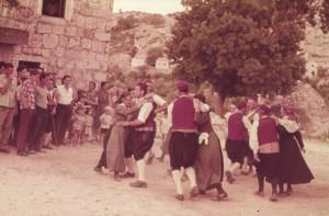 Kolo poskočica iz Osojnika, 1963.