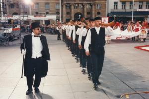 31. međunarodna smotra folklora u Zagrebu, 1997. KUD
