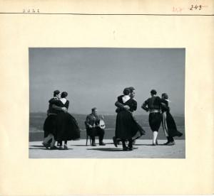Narodni ples linđo: Figura