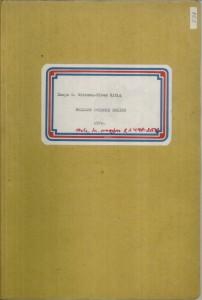 Folklor Požeške doline, 1970., sv. I. - note; sv. II. - tekst