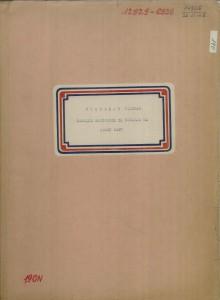 Narodne popijevke iz Novalje na otoku Pagu, 1955.