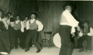 Talijanski narodni ples (