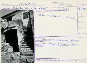 Kuća u Murvici (surol).