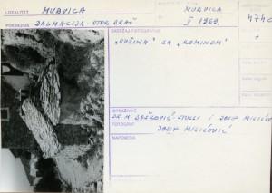 Etnološka i folklorna građa otoka Brača, 1969.: