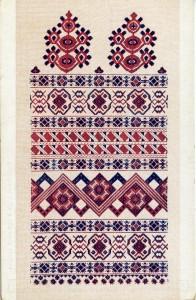 Jugoslavenski ornamenti narodnog veziva