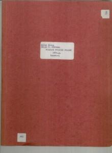 Folklor Požeške doline, 1970.