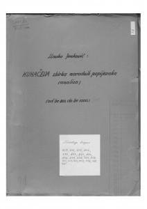 Narodne popijevke 801 - 1000.