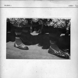 Čarape i papuče.