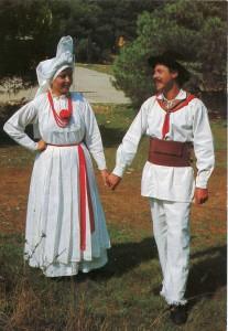 Folklor naroda Jugoslavije. SR Slovenija - Bela Krajina